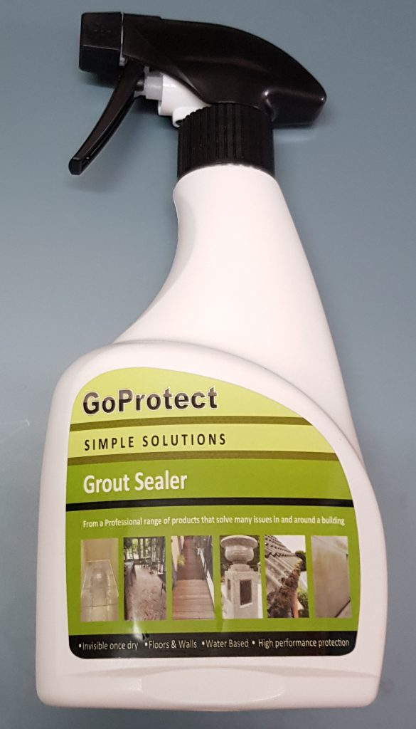 water proof grout sealer