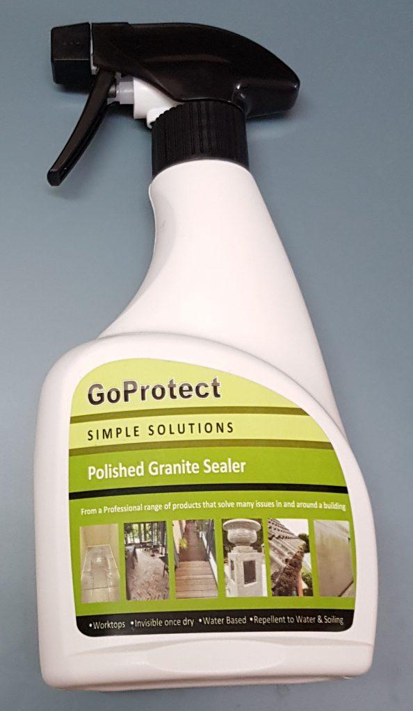 Polished Granite Cleaner