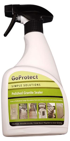 Polished Granite Sealer